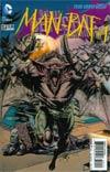 Detective Comics Vol 2 #23.4 Man-Bat Cover C 2nd Ptg 3D Motion Cover
