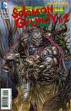 Earth 2 #15.2 Solomon Grundy Cover C 2nd Ptg 3D Motion Cover