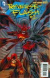Flash Vol 4 #23.2 Reverse-Flash Cover C 2nd Ptg 3D Motion Cover