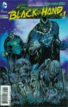 Green Lantern Vol 5 #23.3 Black Hand Cover C 2nd Ptg 3D Motion Cover