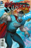 Superman Vol 4 #23.1 Bizarro Cover C 2nd Ptg 3D Motion Cover
