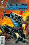 Teen Titans Vol 4 #23.2 Deathstroke Cover C 2nd Ptg 3D Motion Cover