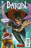 Batgirl Vol 4 #29 Cover B Incentive Robot Chicken Variant Cover