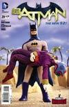 Batman Vol 2 #29 Cover E Incentive Robot Chicken Variant Cover (Zero Year Tie-In)
