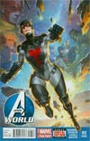 Avengers World #2 Cover C 2nd Ptg Jung-Geun Yoon Variant Cover