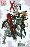 Uncanny X-Men Vol 3 #19.NOW Cover B Variant Giuseppe Camuncoli Animal Cover