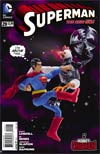 Superman Vol 4 #29 Cover B Incentive Robot Chicken Variant Cover