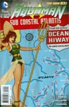 Aquaman Vol 5 #32 Cover B Variant DC Bombshells Cover