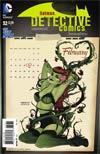 Detective Comics Vol 2 #32 Cover B Variant DC Bombshells Cover