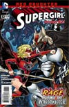 Supergirl Vol 6 #32 (Red Daughter Of Krypton Tie-In)