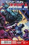 Captain America Vol 7 #21