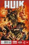 Hulk Vol 3 #4 Cover A 1st Ptg