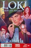 Loki Agent Of Asgard #5 Cover A 1st Ptg