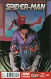 Miles Morales Ultimate Spider-Man #2 Cover A 1st Ptg Regular Dave Marquez Cover