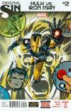 Original Sin #3.2 Hulk vs Iron Man Part 2