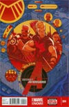 Secret Avengers Vol 3 #4 Cover A Regular Tradd Moore Cover