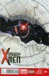 Uncanny X-Men Vol 3 #22
