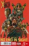 Uncanny X-Men Vol 3 Special #1 Cover A Regular Gary Choo Cover