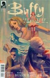 Buffy The Vampire Slayer Season 10 #4 Cover A Regular Steve Morris Cover