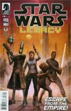 Star Wars Legacy Vol 2 #16