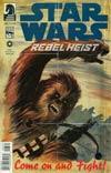 Star Wars Rebel Heist #3 Cover B Variant Matt Kindt Cover