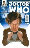Doctor Who 11th Doctor #1 Cover B Variant Simon Fraser Subscription Cover