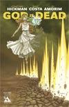 God Is Dead #3 Cover E Aphrodite Cover