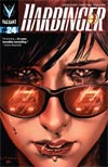 Harbinger Vol 2 #24 Cover A Regular Lewis LaRosa Cover