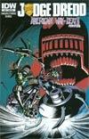 Judge Dredd Vol 4 #20 Cover B Variant Michael Avon Oeming Subscription Cover