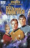 Star Trek Harlan Ellisons City On The Edge Of Forever Original Teleplay #1 Cover B Variant Paul Shipper Subscription Cover