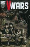 V-Wars #3 Cover B Variant Kevin Eastman Subscription Cover