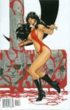 Vampirella Vol 5 #1 Cover P DF Exclusive Terry Dodson Virgin Cover