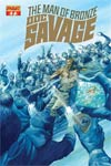 Doc Savage Vol 5 #7 Cover A Regular Alex Ross Cover