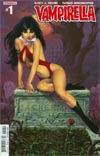 Vampirella Vol 5 #1 Cover E Variant Joe Jusko Cover