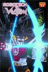 Robotech Voltron #4