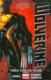 Wolverine Three Months To Die Book 1 TP