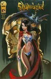 Shahrazad #4 Cover B Regular J Scott Campbell Cover