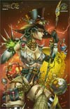 Grimm Fairy Tales Presents Tales From Oz #3 Scarecrow Cover D ECCC Exclusive Jamie Tyndall Variant Cover