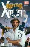 Wolverine And The X-Men Vol 2 #3 Cover B Incentive Jorge Molina Variant Cover