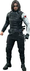 Captain America The Winter Soldier Winter Soldier 12-Inch Action Figure