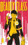Deadly Class #2 Cover B 2nd Ptg Wesley Craig Variant Cover