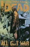 Walking Dead #117 Cover C 3rd Ptg
