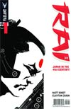 Rai Vol 2 #1 Cover J Incentive David Aja & Raul Allen Variant Cover