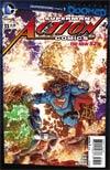 Action Comics Vol 2 #33 Cover A Regular Aaron Kuder Cover (Superman Doomed Tie-In)