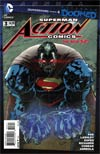 Action Comics Vol 2 Annual #3 (Superman Doomed Tie-In)