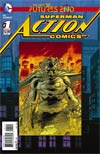 Action Comics Futures End #1 Cover B Standard Cover