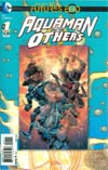 Aquaman And The Others Futures End #1 Cover A 3D Motion Cover