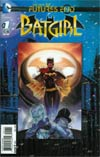 Batgirl Futures End #1 Cover A 3D Motion Cover
