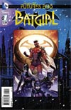 Batgirl Futures End #1 Cover B Standard Cover