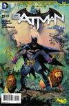 Batman Vol 2 #33 Cover A Regular Greg Capullo Cover (Zero Year Tie-In)